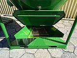 Змішувач кормів, змішувач сипучих матеріалів, ємність 3430 літрів, фото 6