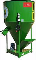 Кормозмішувач, ємкітю 3430 літрів, 2000 кг, фото 1