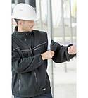 Куртка Softshell Sistem Black Wurth, фото 4