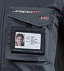 Куртка Modyf Stretchfit Антрацит Wurth, фото 9