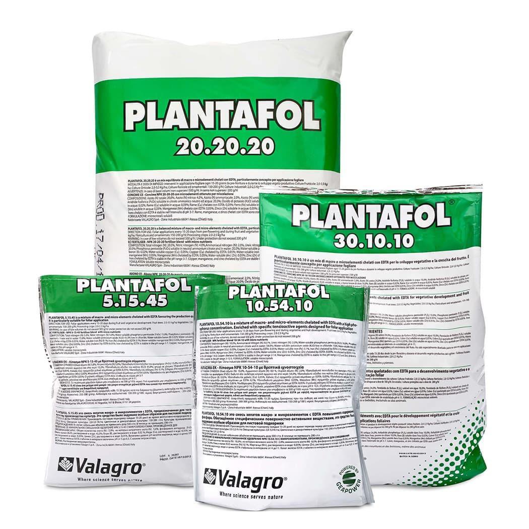 Плантафол 10-54-10 (1 кг)