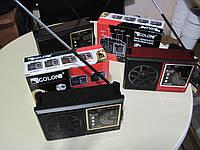 Радиоприемник от сети с USB, SD и с аккумулятором  GOLON RX-98UAR