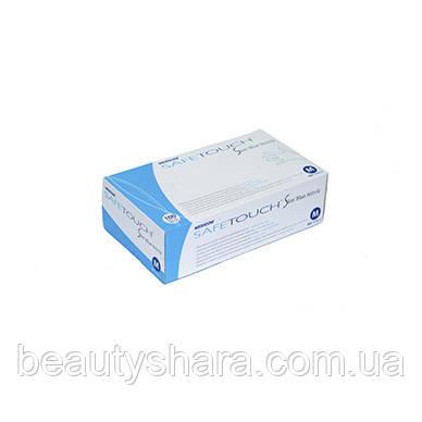 Перчатки Medicom нитриловые Slim Blue (S)