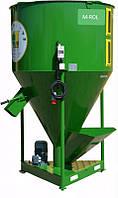 Змішувач вертикальний  500 кг, від Польського виробника  M ROL