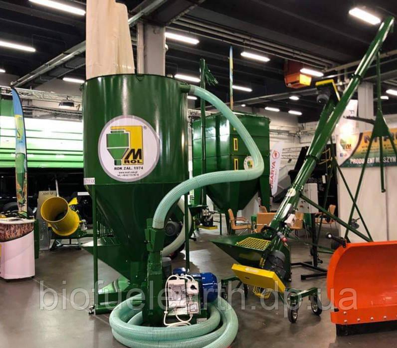 Міні завод для виготовлення комбікорму, 500 кг/час