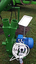 Пневмо-зерноизмельчитель, 800 кг/час