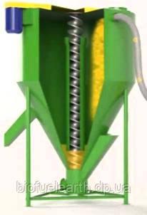 Змішувач сипучих матеріалів, 3430L