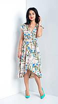 Шикарное коттоновое платье для женщин, фото 2