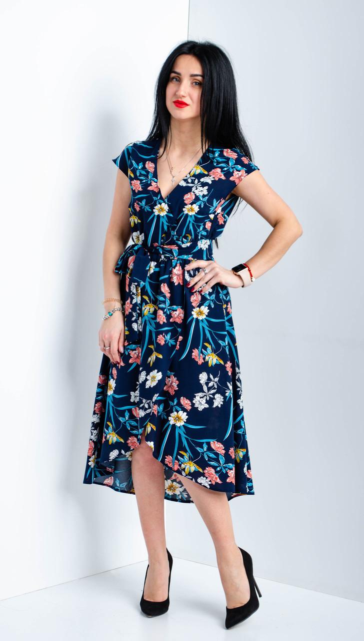 Шикарное коттоновое платье для женщин