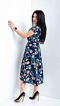 Шикарное коттоновое платье для женщин, фото 3