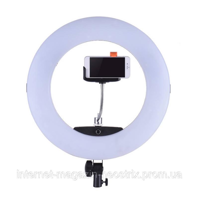 Светодиодная кольцевая LED лампа Steiner FD-480 5500K 96W