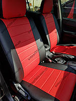 Автомобильные чехлы для Mitsubishi Lancer IX 2005-2008, из Экокожи