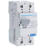 Дифавтомат 2П 16А 30мА тип AC AD866J Hager