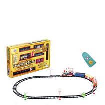 Детская железная дорога на радиоуправлении