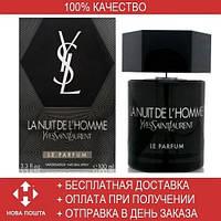 Yves Saint Laurent La Nuit de L`Homme Le Parfum EDP 100 ml (парфюмированная вода Ив Сен Лоран Ла Нуит де Хоум Ле Парфум)