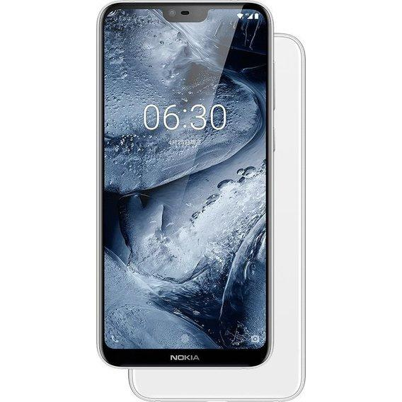 Смартфон Nokia X6 2018 4/64GB White