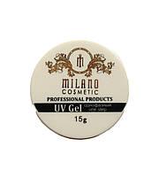 Гель для наращивания Milano однофазный (clear) 15g