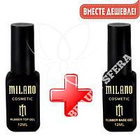 Стартовый набор Milano Base&Top, 12мл