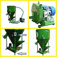 Установка по производству комбикормов, 1200 кг/час