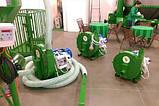 Молотковый зерноизмельчитель, 1800 кг/год, фото 6