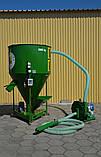 Пневматическая кормодробилка, M-ROL, H122, фото 10