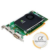 Видеокарта PCI-E NVIDIA Quadro FX 580 (512Mb/128bit/GDDR3/DVI/DP*2) БУ