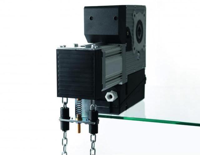 Автоматика Faac 540 V BPR для промислових секційних воріт