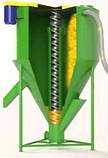 Змішувач сухих сипучих кормів, ємкістю 3430 літрів, фото 2