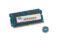 Оперативная память OWC 32Gb (2x16Gb) 2666 МГц DDR4 PC4-21300 SO-DIMM для iMac Mac Мini Apple 2017,2018,2019