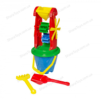 """Детская игрушка для воды и песка """"Мельница 2"""""""