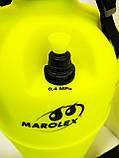 Опрыскиватель садовый Marolex 7л. Польша, фото 2