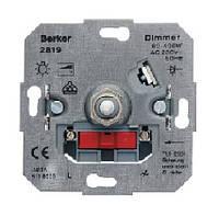 Поворотный диммер для ЛН и ВВГЛ 60-400 Вт Berker (281901)