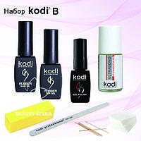 Стартовый набор для маникюра Kodi B