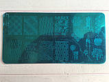 Пластина для стемпинга (металлическая) XY-Z04, фото 9