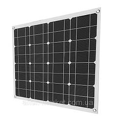 Полугибкий солнечный фотогальванический модуль 50W ALT-FLX-50