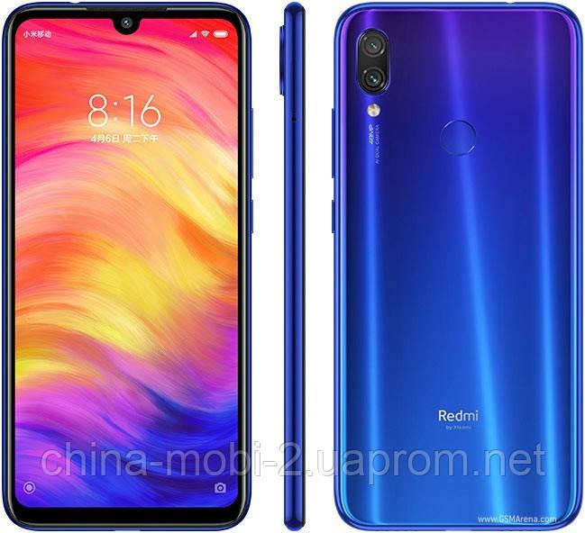 Смартфон Xiaomi Redmi Note 7 6 64GB Neptune blue