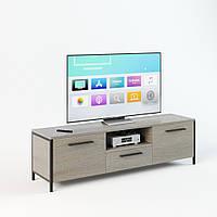Підставка під телевізор UNTV 01B 42,5×155×36,5 Дуб сонома