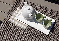 Комплект садовой мебели Allibert California 2 Set, фото 3