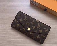 Женский брендовый кошелек в стиле Louis Vuitton (60531-1)