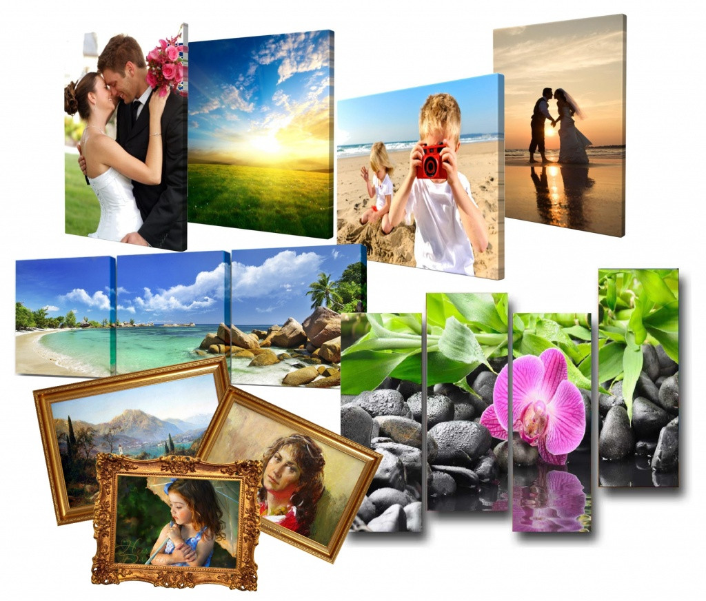 Яркий мир печать фото