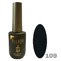 Гель-лак Milano Luxury 15ml. №109 (зеленый)