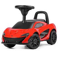 Каталка-толокар  Bambi McLaren  червона