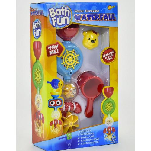 Игрушка для ванной 9907 Водопад (Waterfall)