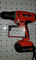 Шурупокрут-дриль акумуляторний Vitals AU 14/2AO
