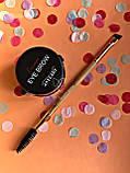 Помада жидкая водостойкая Lip Gloss  + Пудра Kiss Beauty 2in1 Matte №0058, фото 2