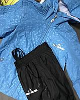 Спортивный женский костюм, прогулочный Adidas, Реплика (замеры в описании), фото 1