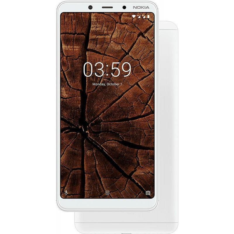 Смартфон Nokia 3.1 2/16GB White