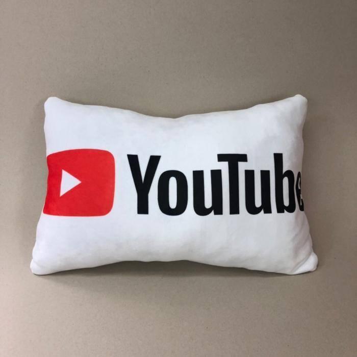 Подушка YouTube  детская