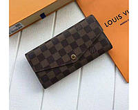 Женский брендовый кошелек в стиле Louis Vuitton (60531-2) , фото 1