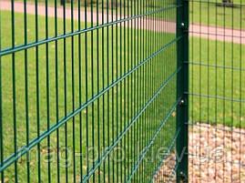 Ограждение спортивных площадок (2 м. длинная сторона и 4 м. короткая) для бадминтона 7х15, фото 3